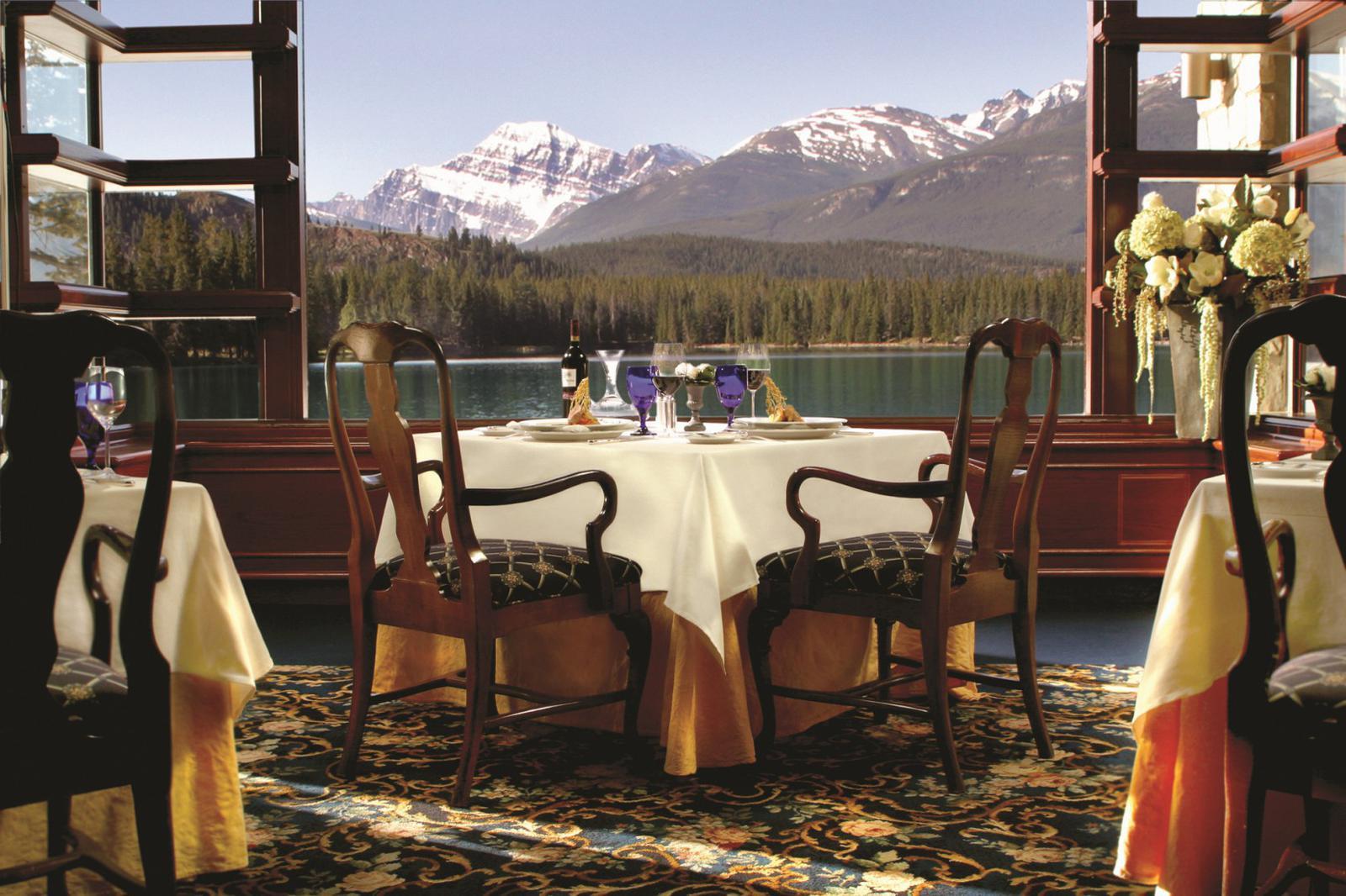 The Fairmont Jasper Park Lodge Alberta, Canada