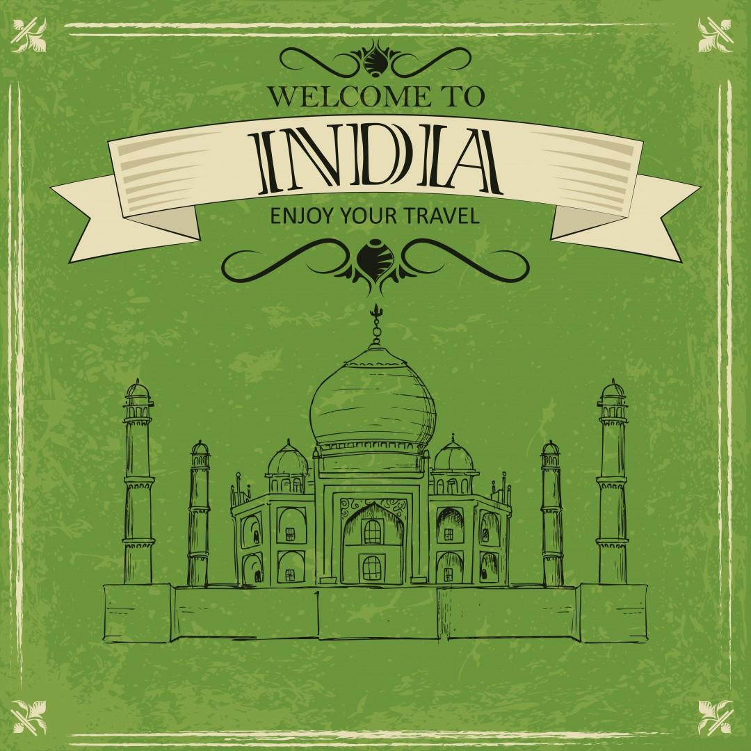 Taj Mahal of India