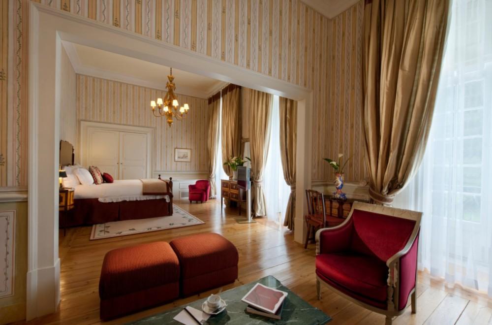 Romantic Palacio de Seteais Hotel Sintra Portugal