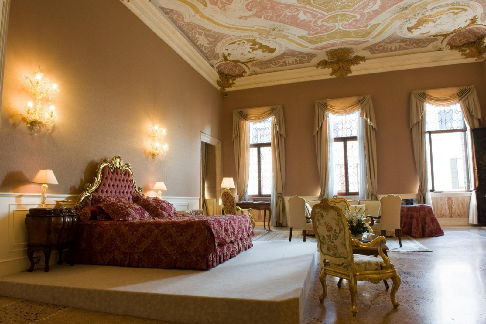 Romantic Ca' Sagredo Hotel Venice Italy