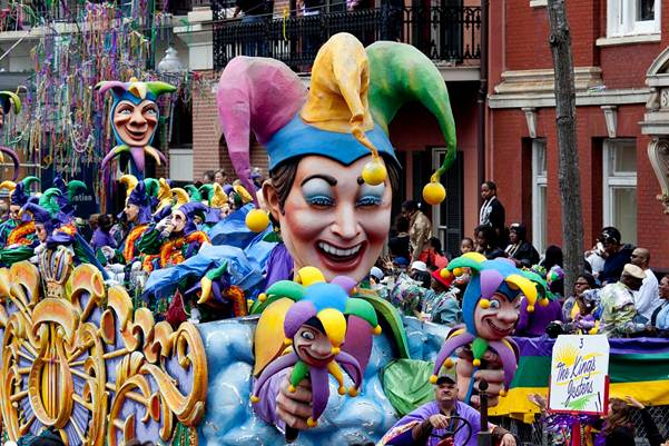 Carnival New Orleans