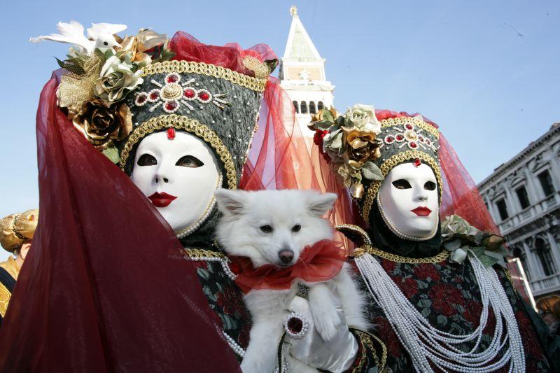Venice Masquerades