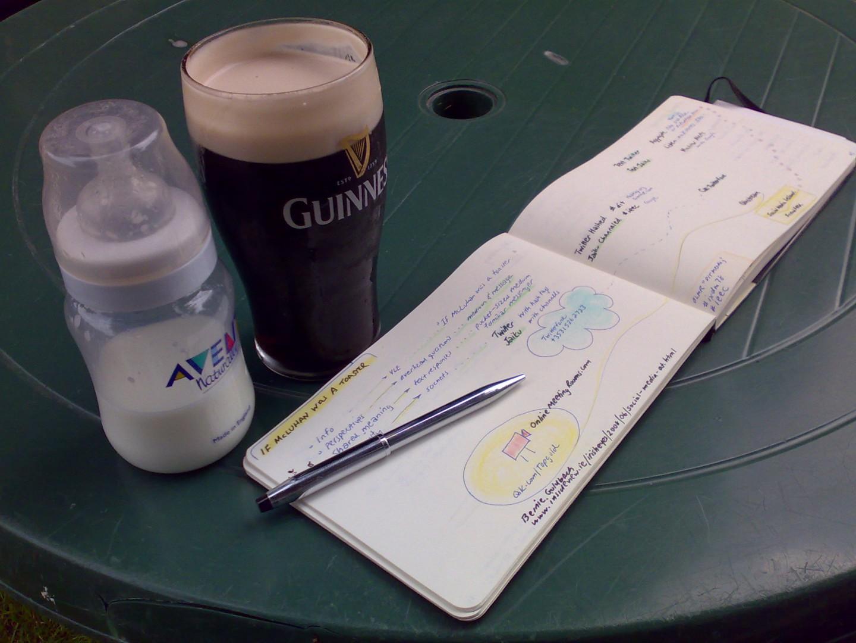 Guinness-Baby Milk