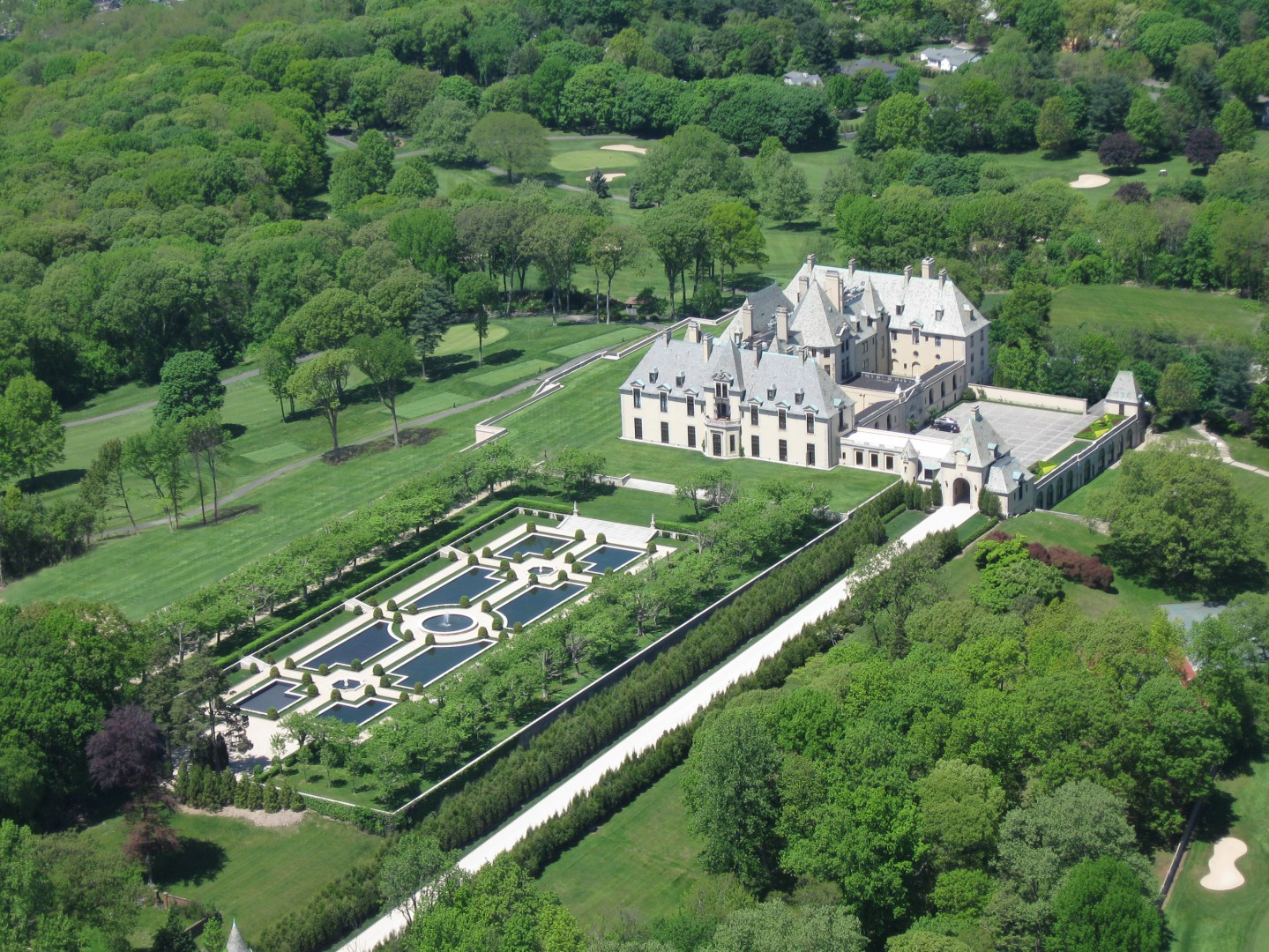 Celebrtiy wedding at Oheka Castle and Estate
