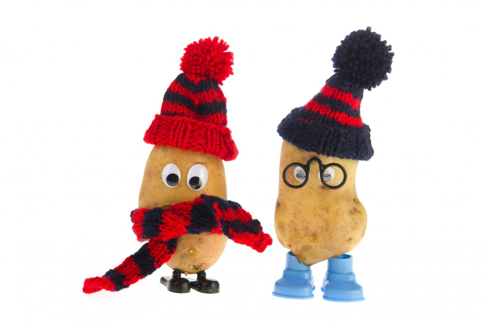 Potato heads