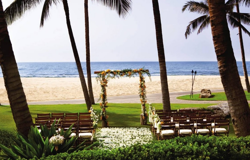 Celebrity Wedding at the Four Seasons