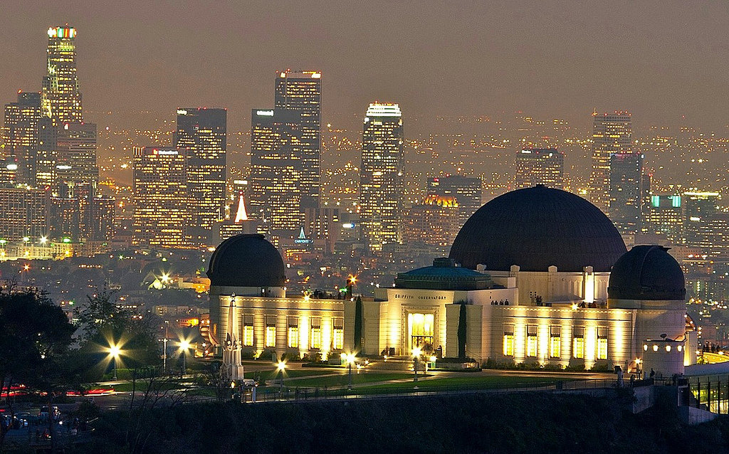 Griffith Observatory Los Angeles Stargazing