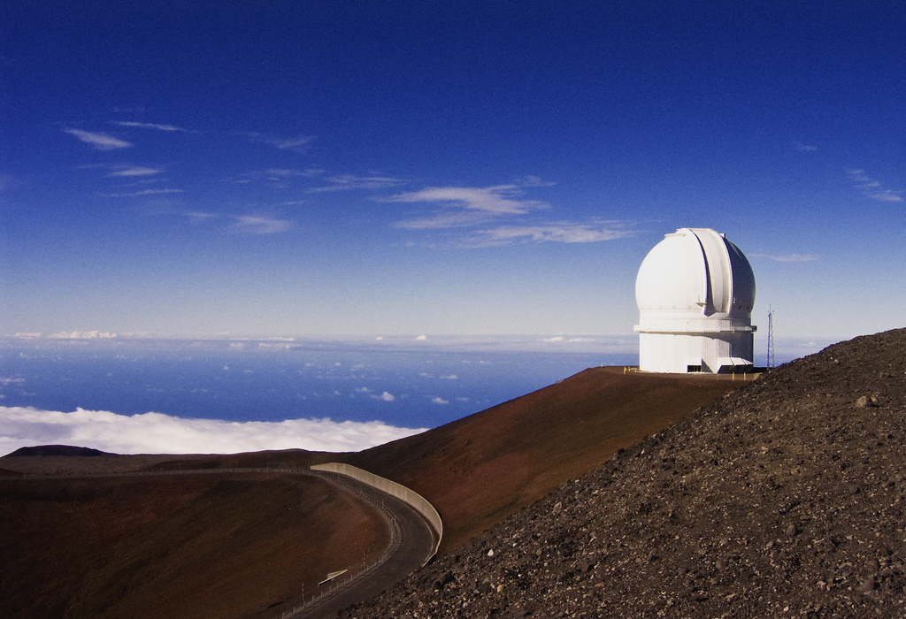 Observatory Hawaii Mauna Kea Stargazing