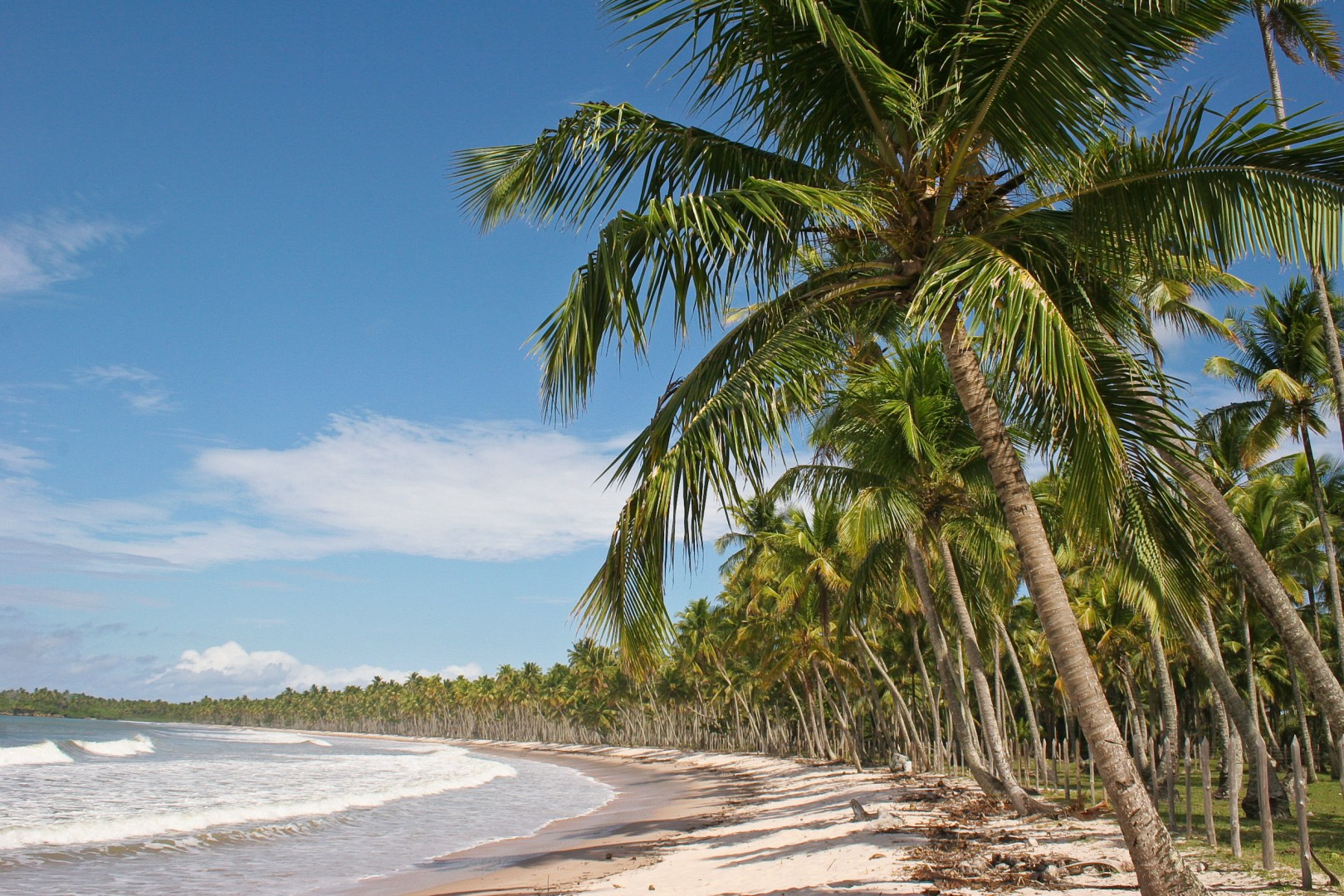 Morere Beach, Bahia