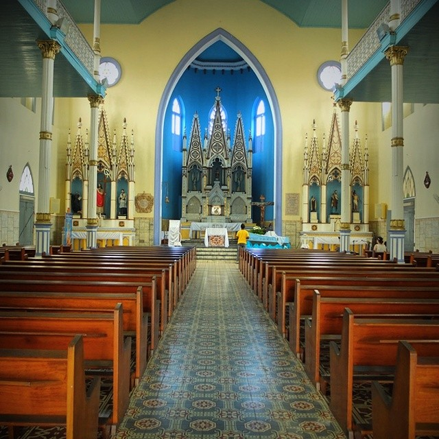 Brazilian church