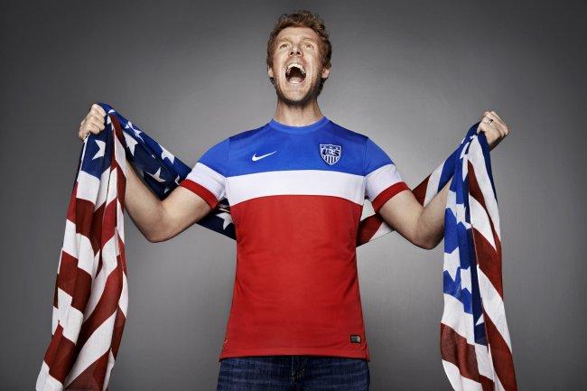 U.S. men's national soccer uniform