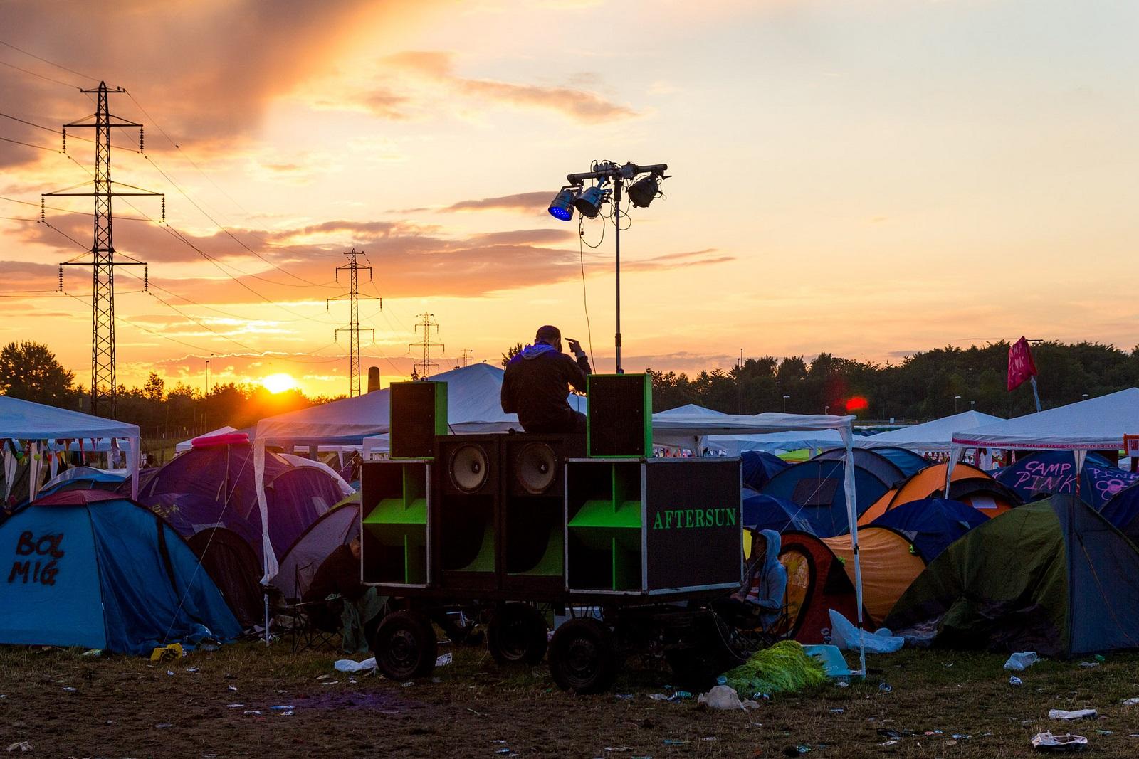 Thomas Rousing Roskilde Festival