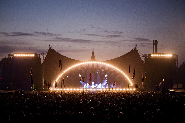 Christian Hjorth Roskilde Festival