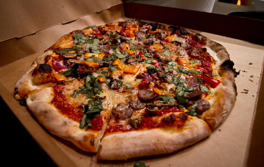 Di Fara Best pizza in Brooklyn