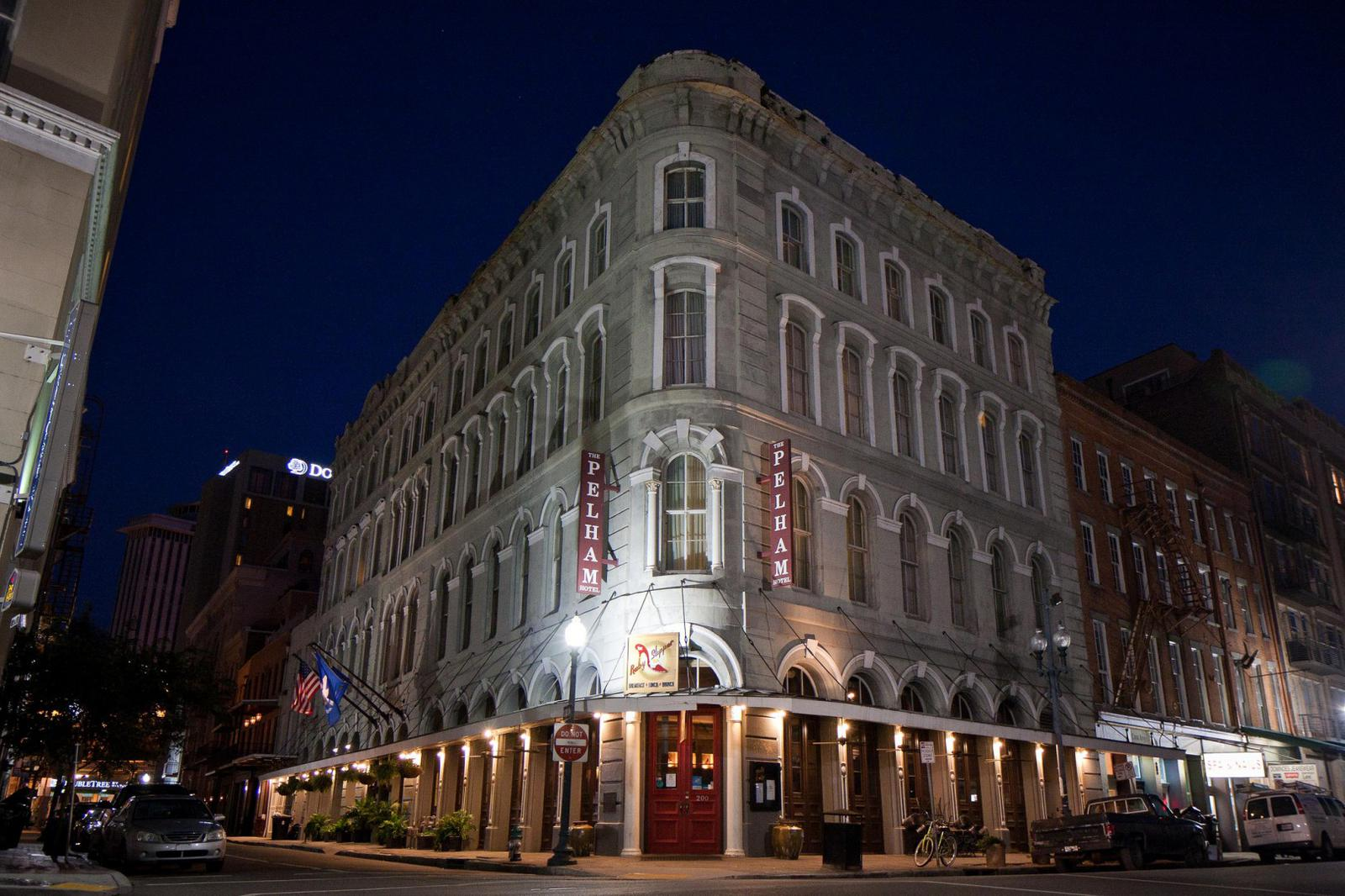 Historic New Orleans hotel the Pelham