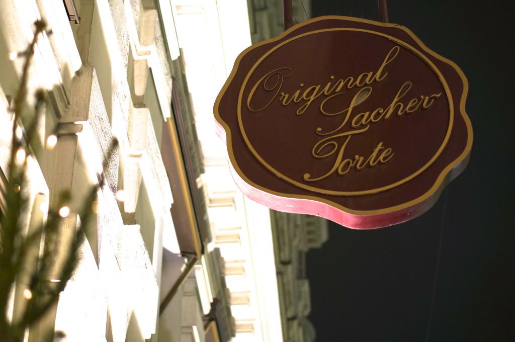 Sacher Torte from Vienna, Austria