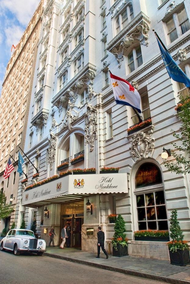 hotels in the French Quarter of New Orleans, LA
