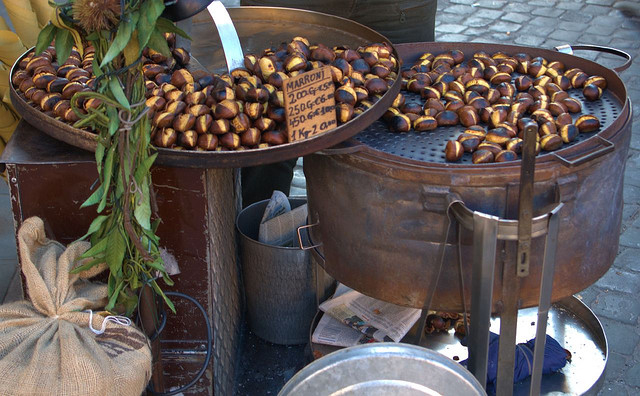 Rome -Chestnuts
