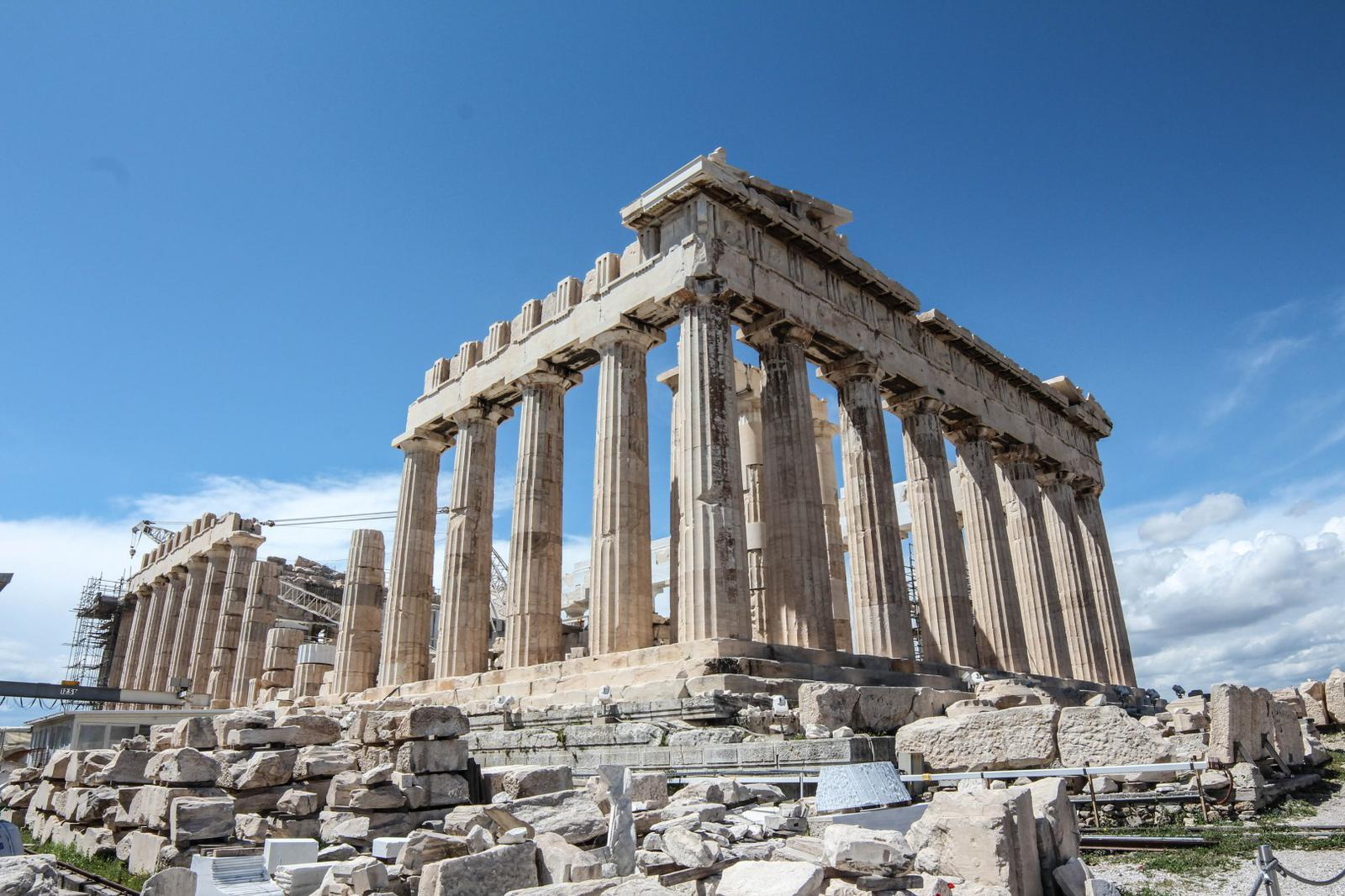 Acropolis Greece