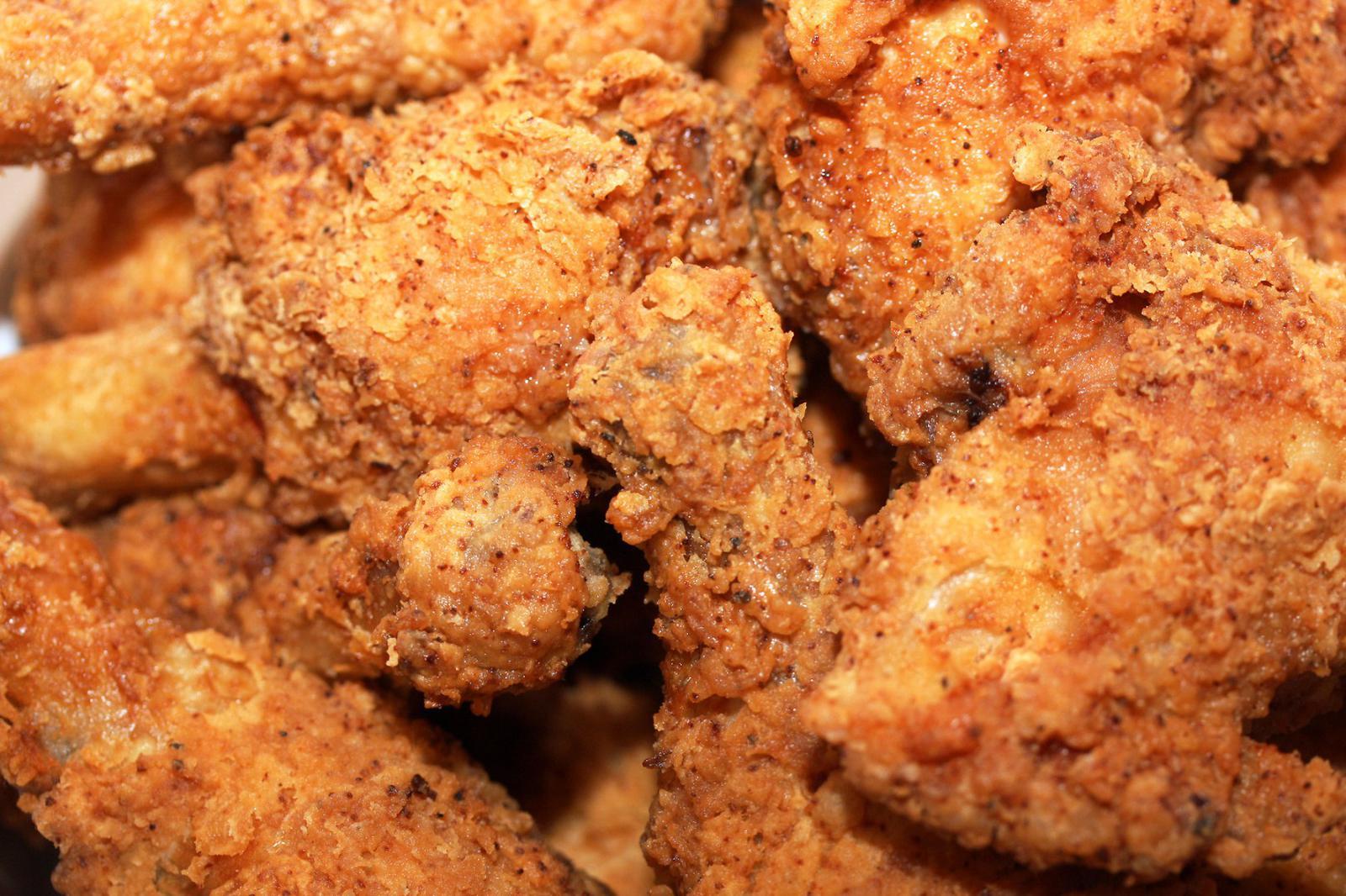 Fried Chicken in Charleston, SC.