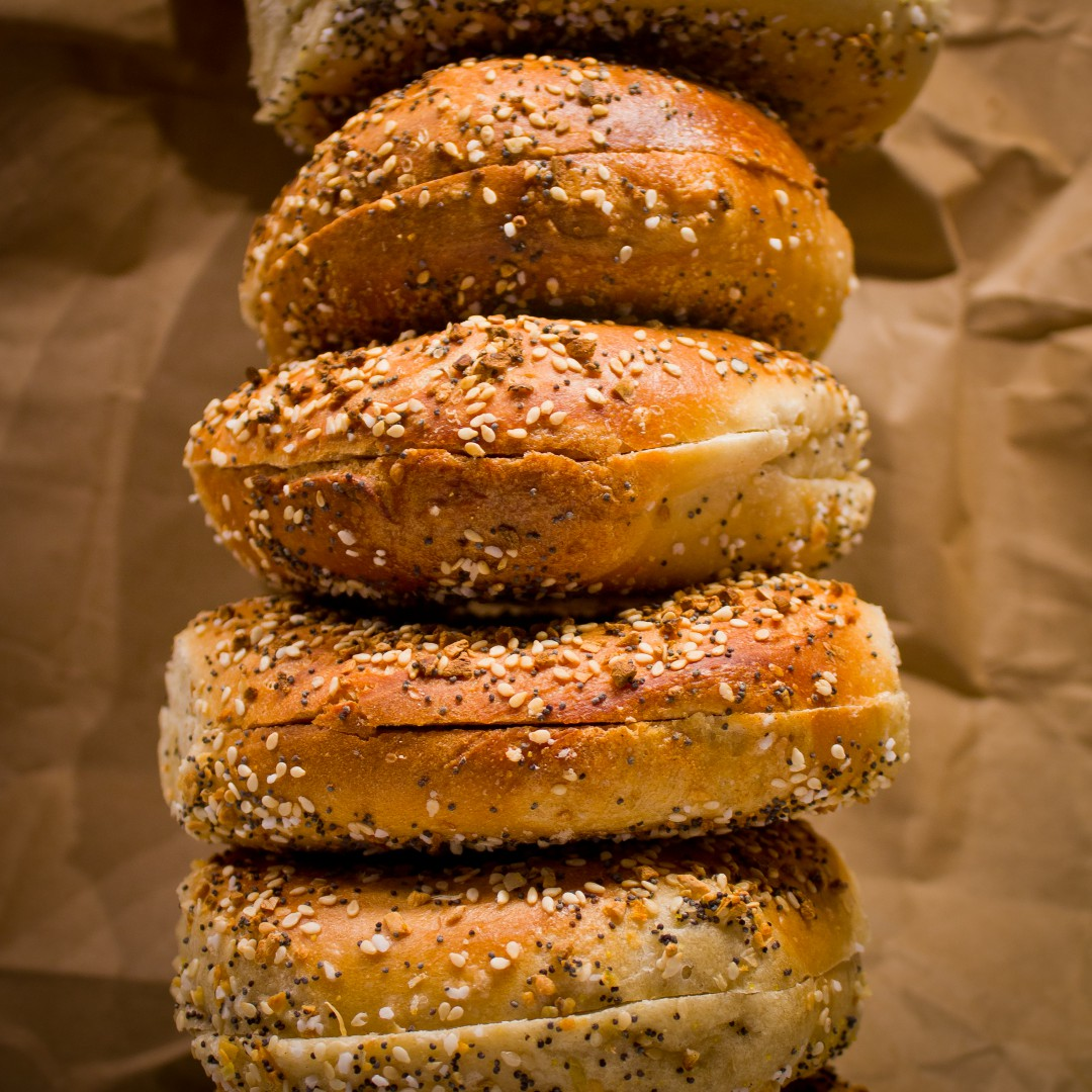 The best bagels in the world