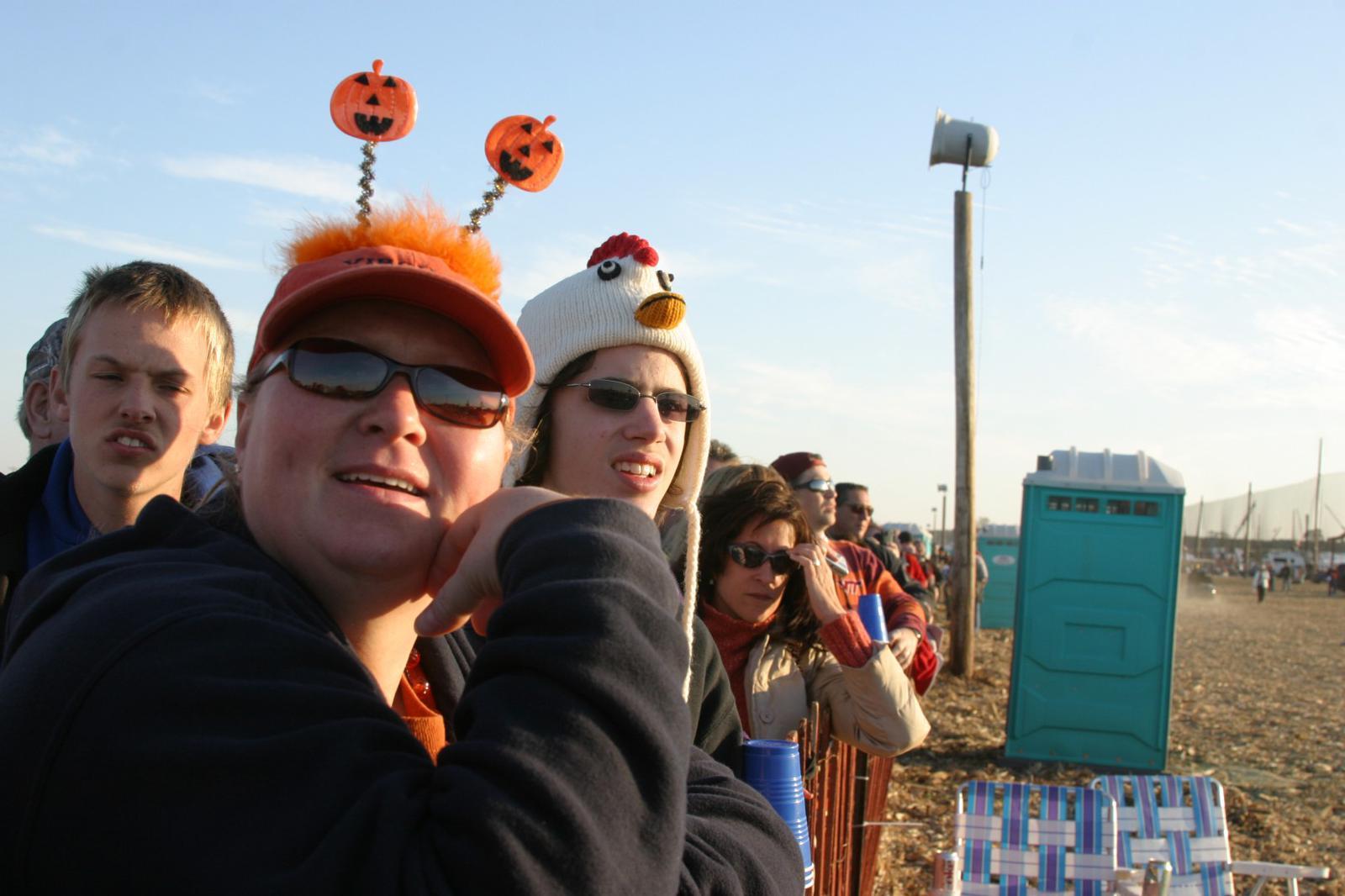 Punkin Chunkin Festival in Delaware