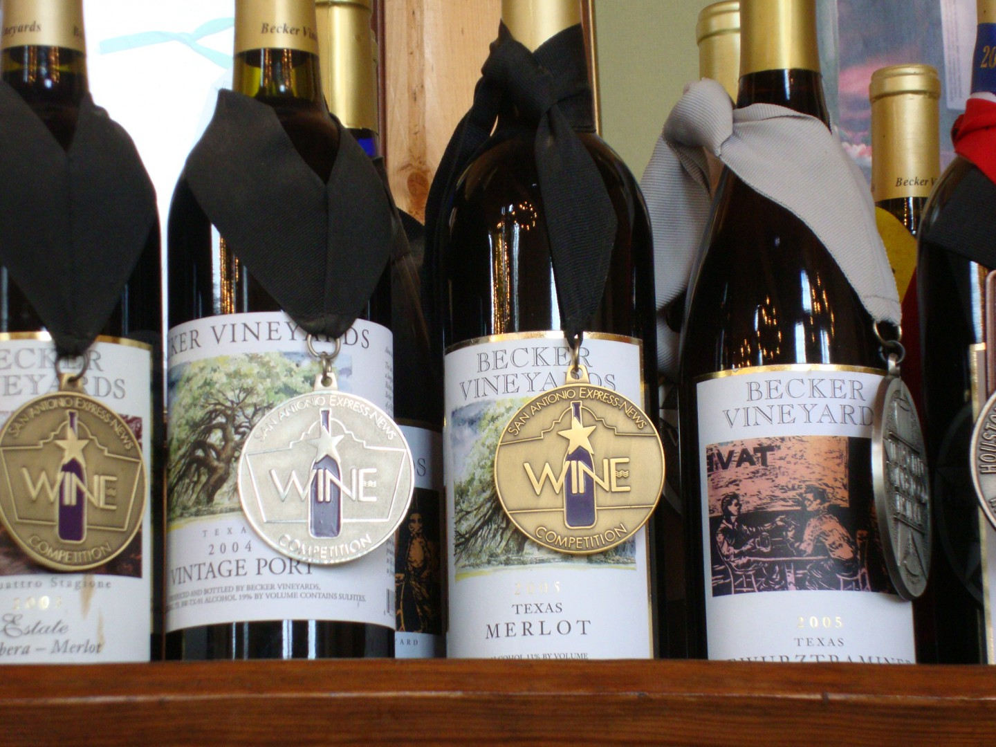 USA Wine awards
