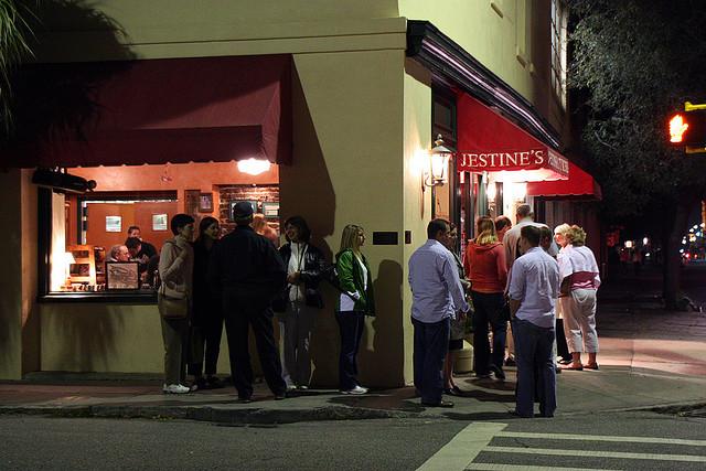 Best restaurants in Charleston, SC.
