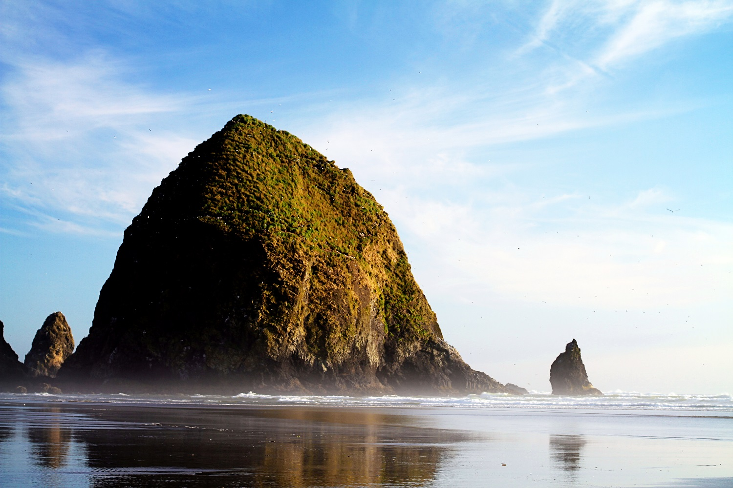 Cannon Beach- Photo Credit- Keryn Means