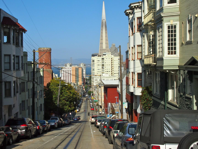 San Francisco movie locations