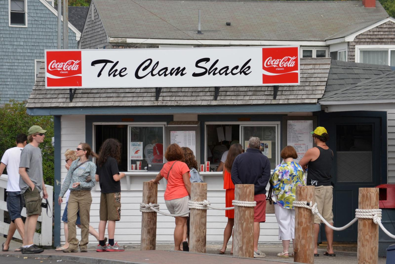 The Clam Shack, courtesy The Clam Shack