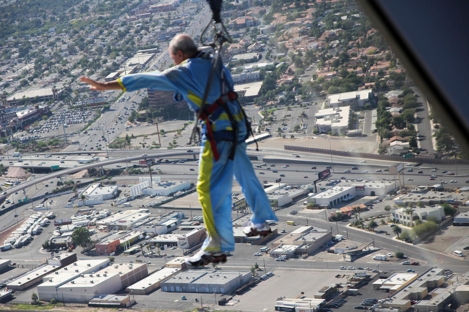 Vegas stunt school