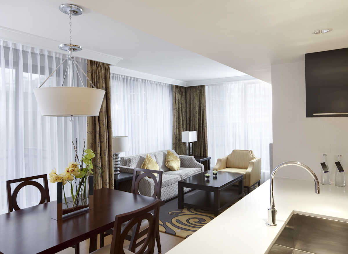 Celebrity hotels in Vancouver
