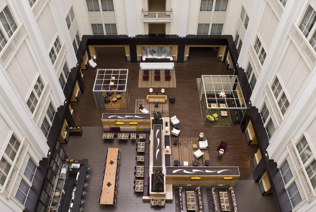 Modern Boutique Hotel Nines Portland