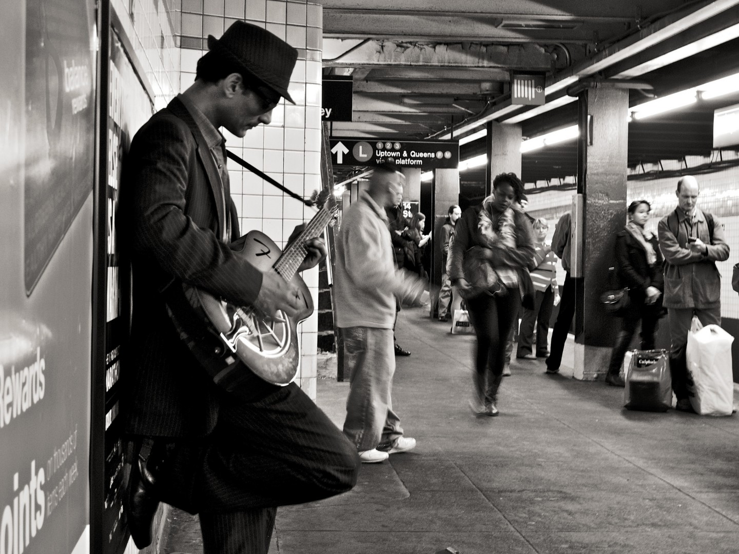New York City Subway Musicians