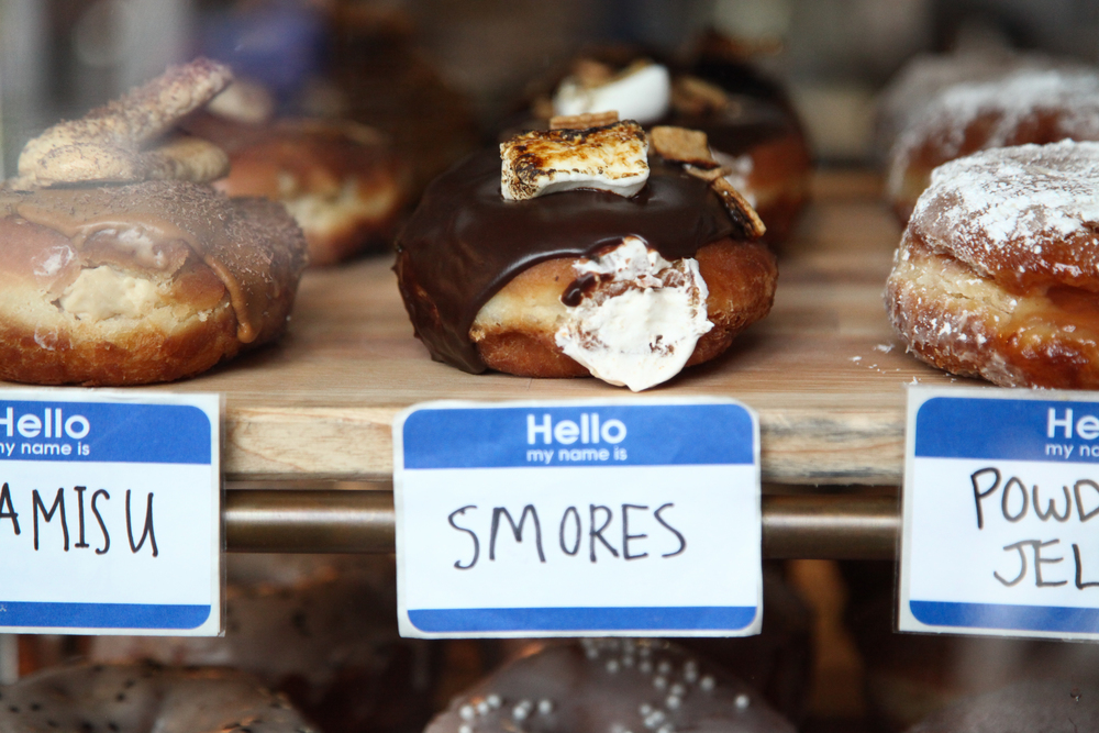 Donut shops in New Orleans