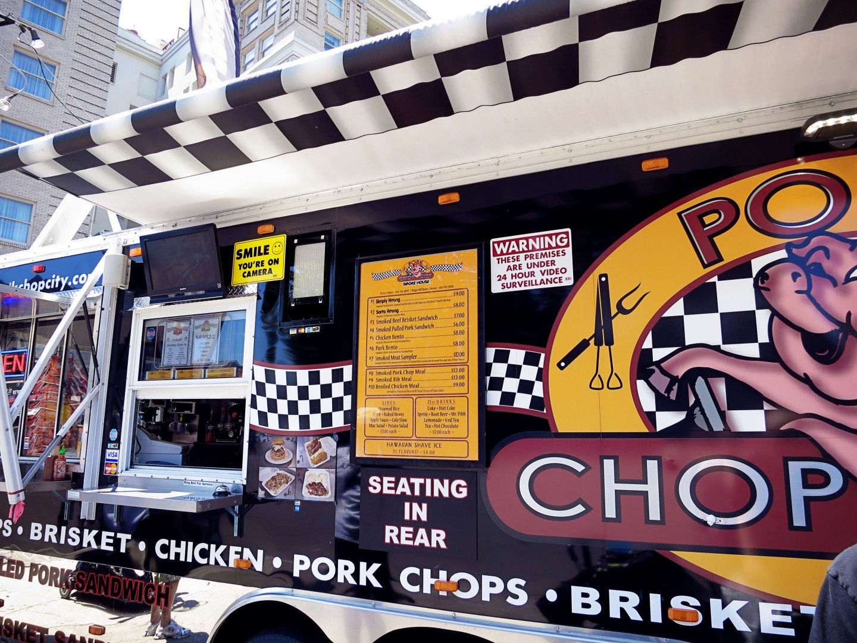 Food Cart- Portland- Photo Credit- Keryn Means