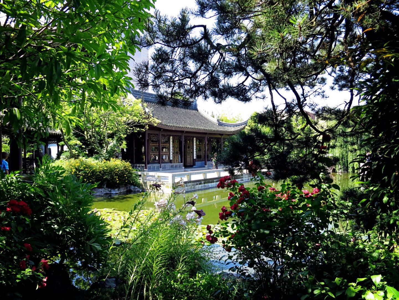 Lan Su Chinese Garden- Portland- Photo Credit- Keryn Means