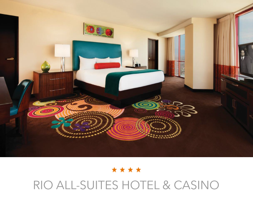 Rio All-Suites hotel