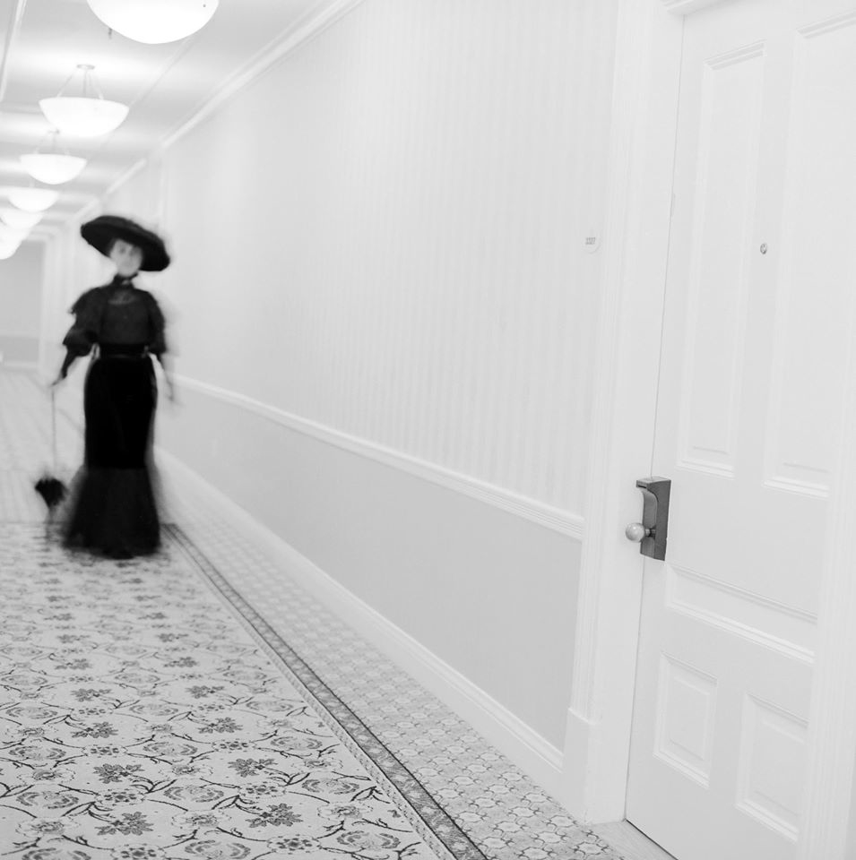 Kate Morgan's ghost roams the halls of the Del