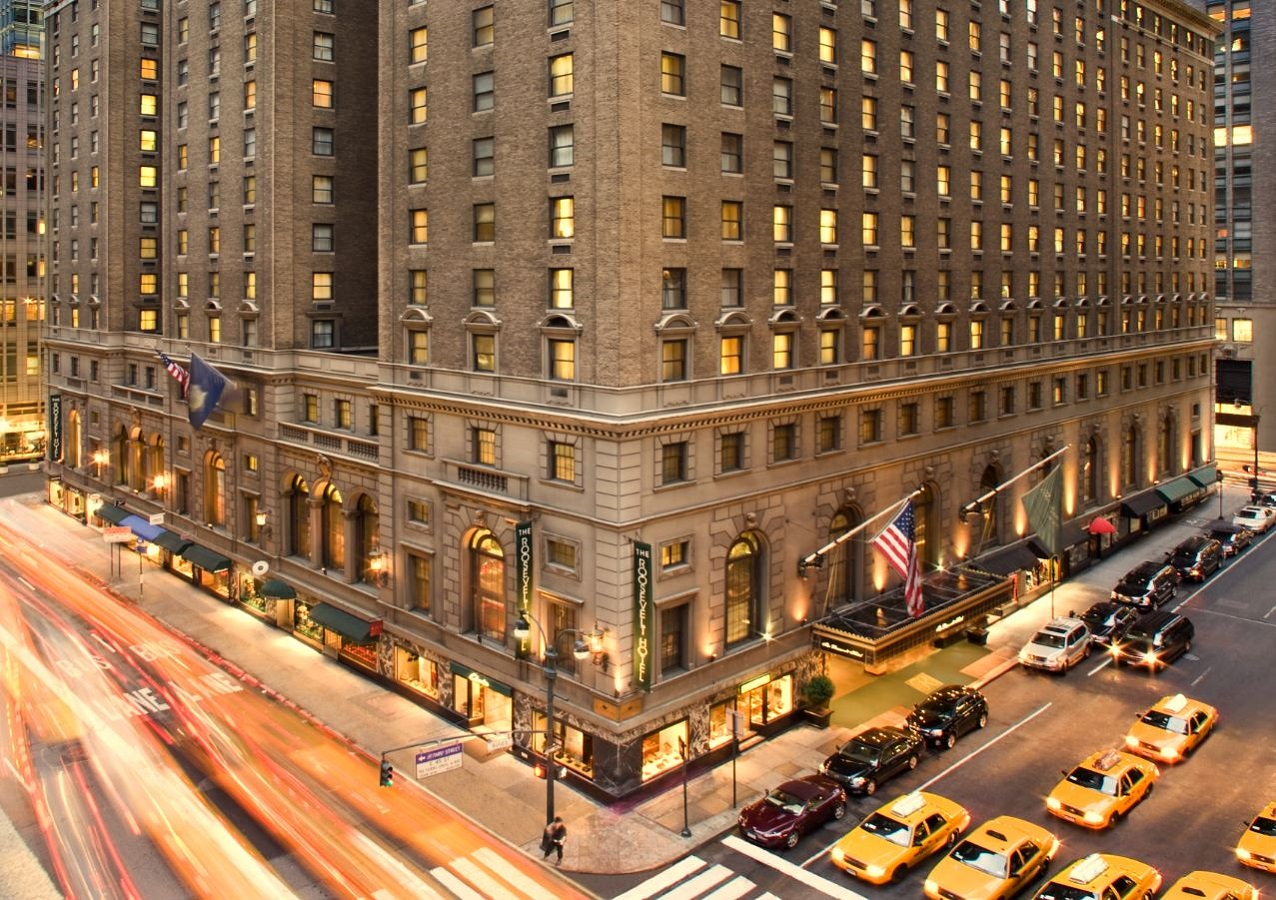 The Roosevelt New York