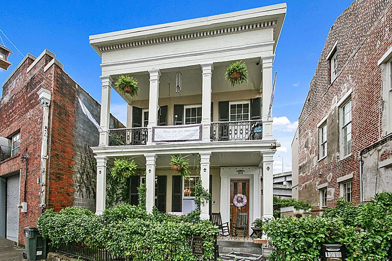 Fleur De Lis Mansion New Orleans Coolest Hotels