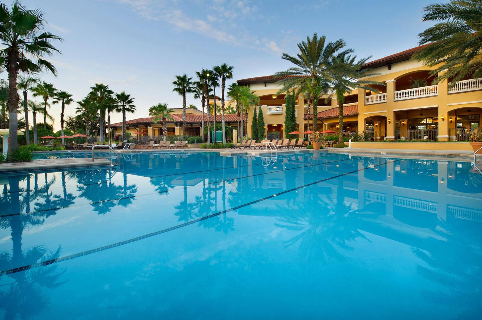 Floridays Resort Pool Orlando