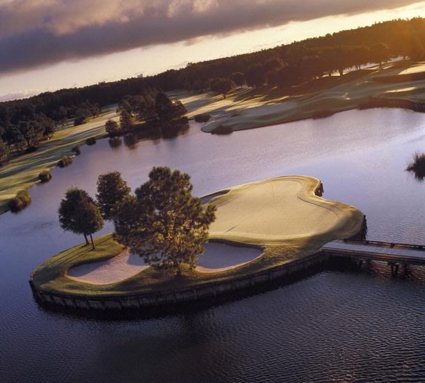 The Villas of Grand Cypress Golf Club
