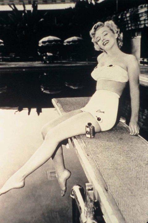 Marilyn Monroe haunts the Roosevelt in Hollywood