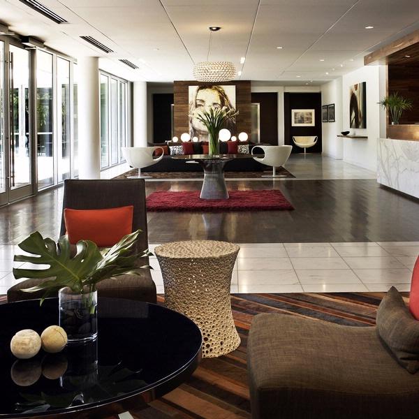 Modern Hotel Modera in Portland