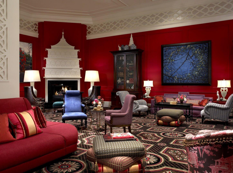 Funky Hotel Monaco Portland, OR
