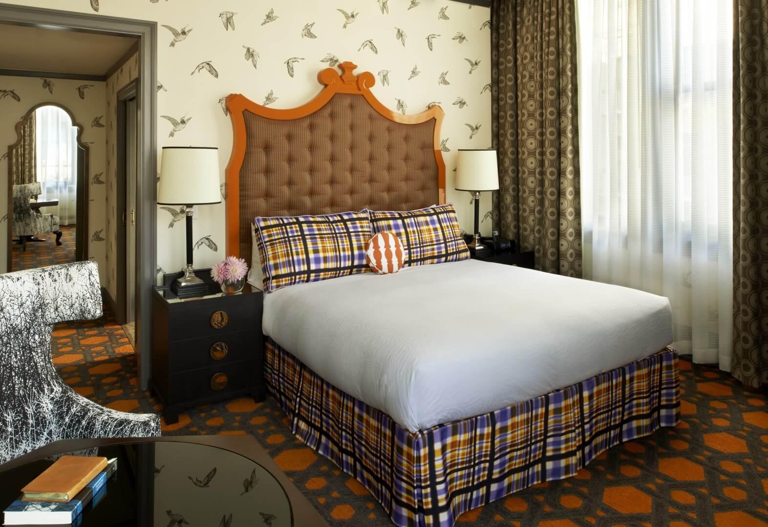Hip boutique Hotel Monaco Portland
