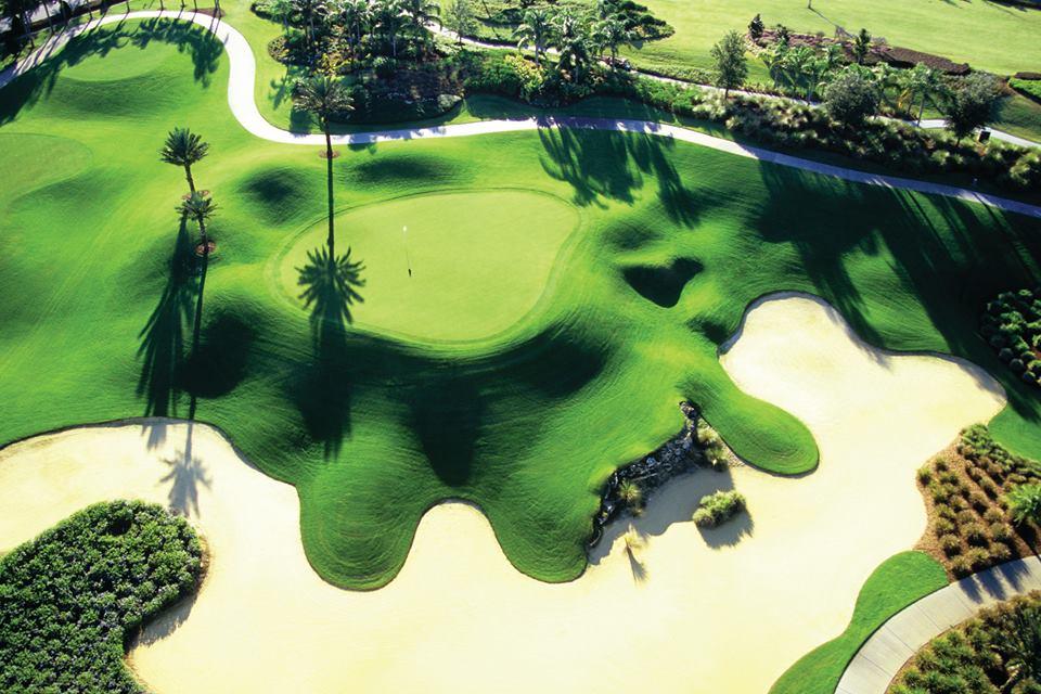 Reunion Resort golf course