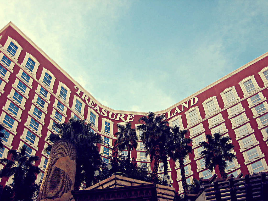 Fun hotels in Las Vegas